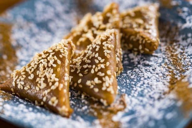 Walnut Honey Baklava at Taste of Marrakesh at the Epcot International Flower & Garden Festival