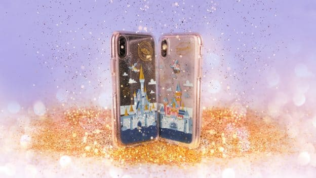 New Parks-Exclusive Disney Castle OtterBox Cases Available at Walt Disney World Resort, Disneyland Resort