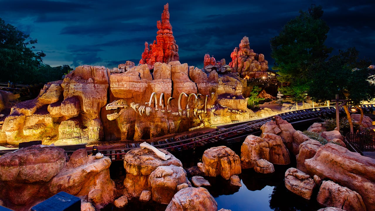 Look Closer: Big Thunder Mountain Railroad at Disneyland Park | Disney  Parks Blog