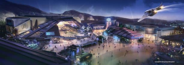 New Marvel attraction coming to Hong Kong Disneyland