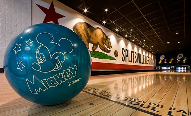 Splitsville Luxury Lanes at Downtown Disney District