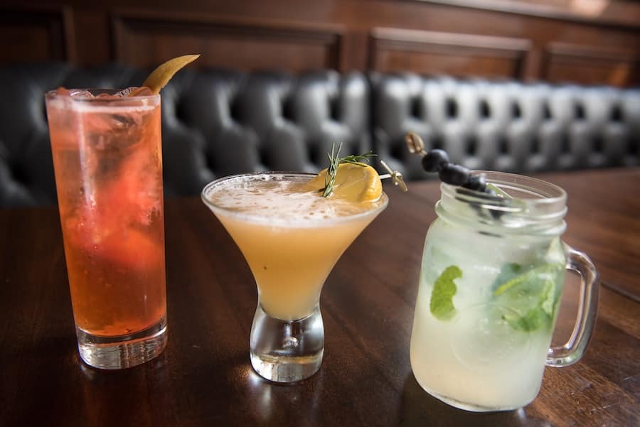 Drinks from Raglan Road Irish Pub & Restaurant