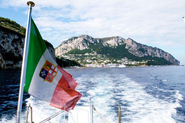 Cruising Europe with Disney Italy