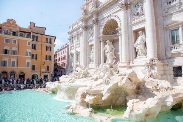 Cruising Europe with Disney Rome, Italy