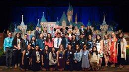 Disneyland Resort Dreamers & Doers Shinning Stars