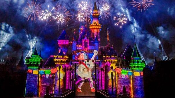 'Together Forever – A Pixar Nighttime Spectacular' at Disneyland Park