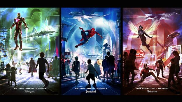Avengers And Other Super Heroes To Assemble In New Themed Areas At