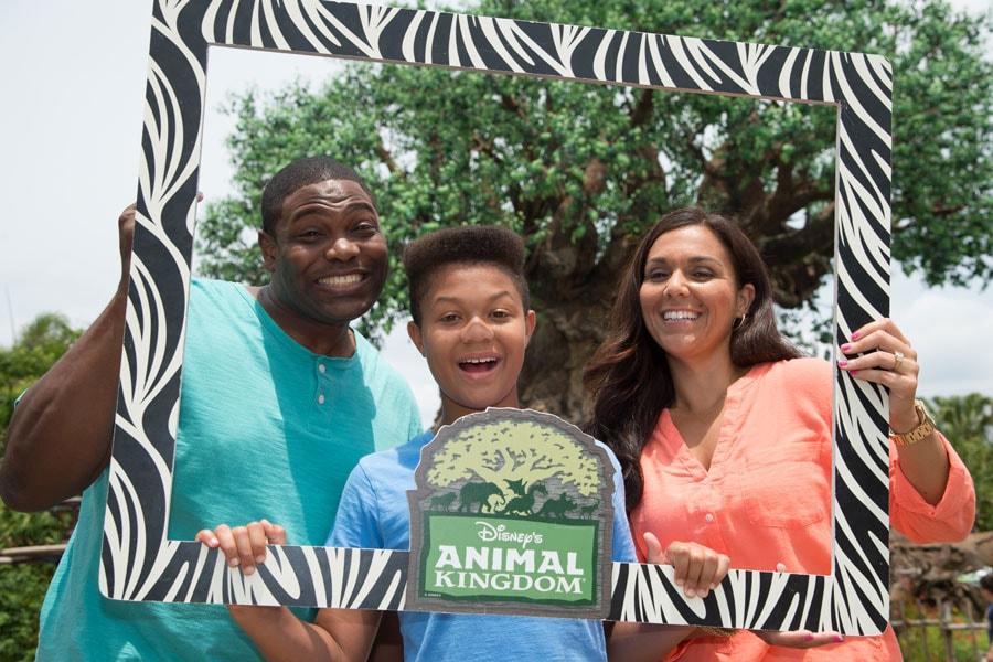 Disney PhotoPass - Disney's Animal Kingdom photo frame