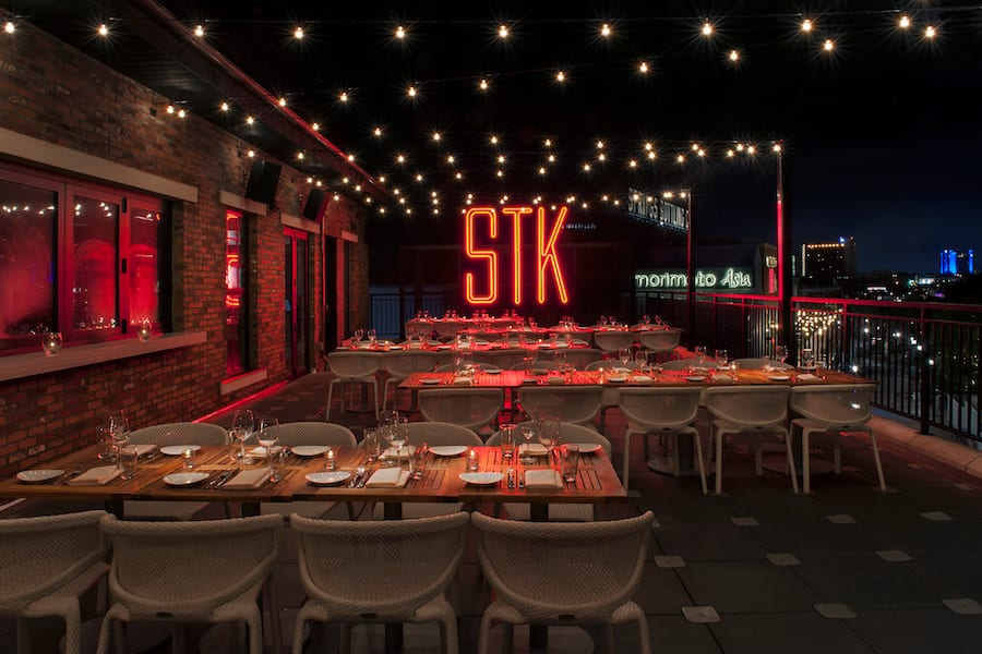 STK Orlando at Disney Springs