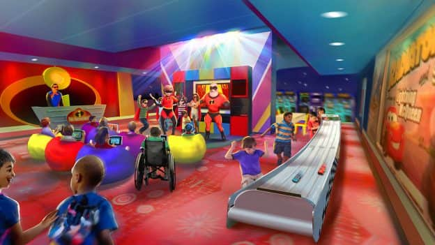 reservations now open for pixar play zone at disney s contemporary
