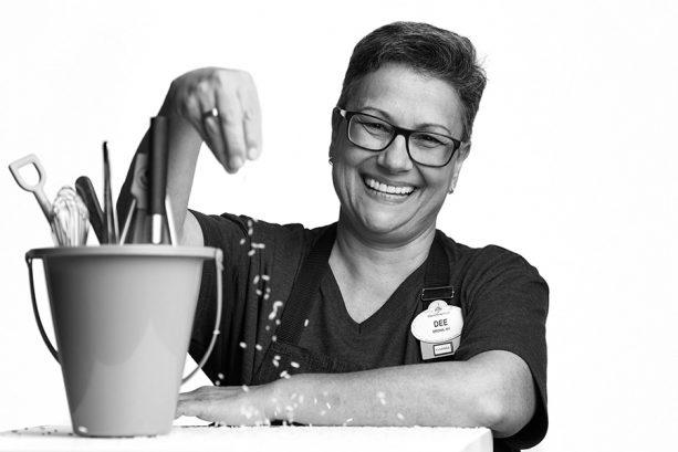 Executive Chef Demetria Foundoukis from Epcot at Walt Disney World Resort