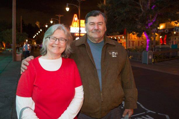 Laura Bolton, nurse, 15 years at the Disneyland Resort