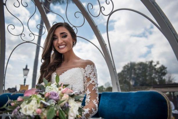 Bride Christine Jo