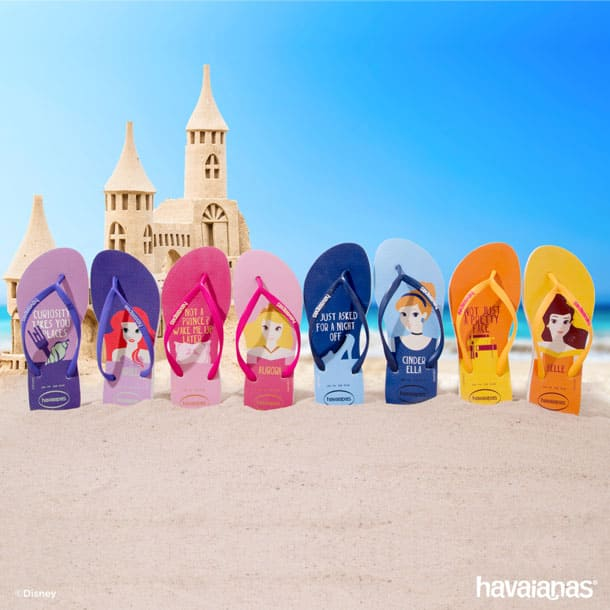 Princess-Inspired Havianas