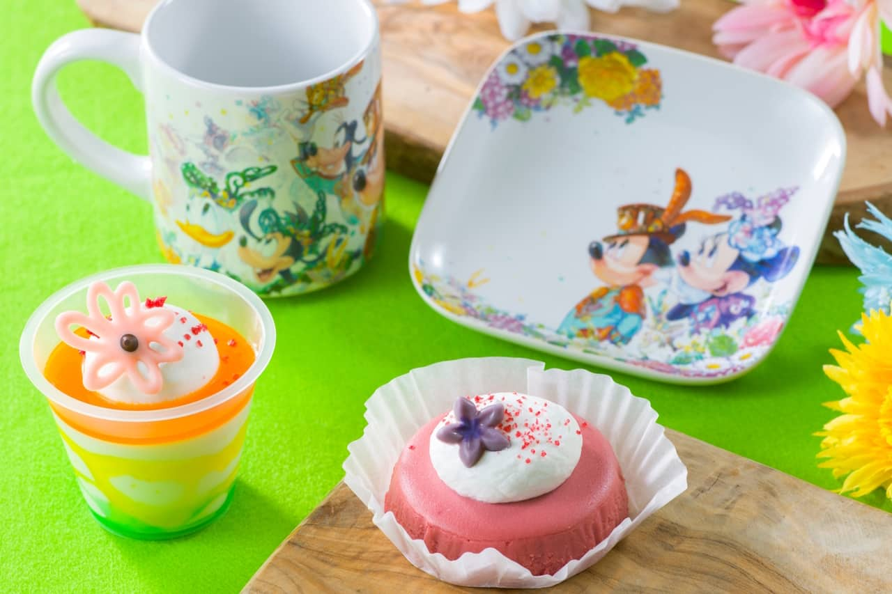 Easter-Themed Food and Drink Options at Tokyo Disney Resort