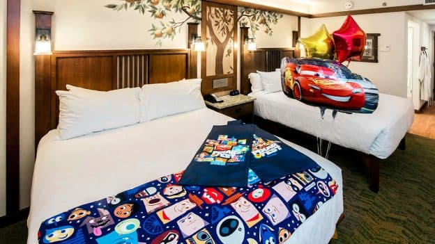 Hotels of the Disneyland Resort