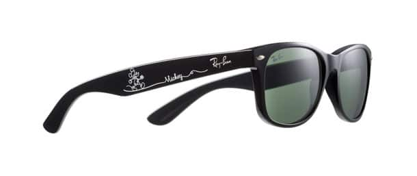 Mickey Mouse Ray Ban New Wayfarers