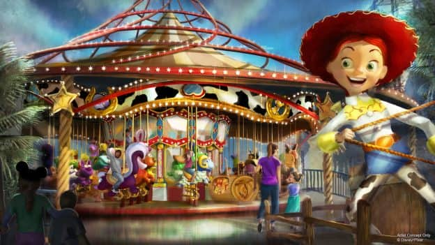 Image result for jessie's critter carousel