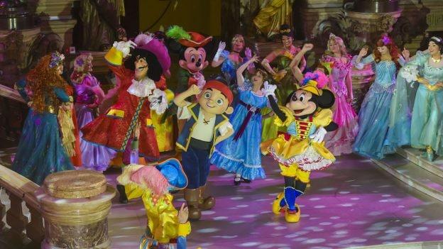 Pirates & Princesses Festival at Disneyland Paris