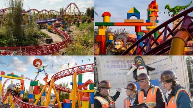 Every Image So Far Of Toy Story Land At Walt Disney World Resort