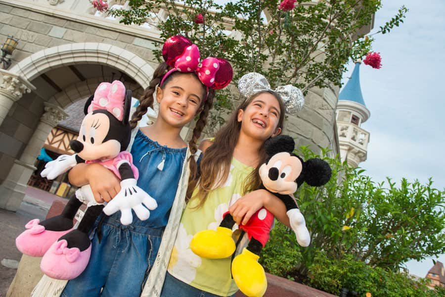 Disney PhotoPass - Bring your favorite toys and accessories