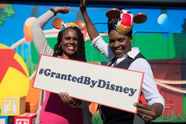 2018 Disney Grant Recipients