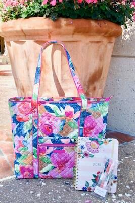 Floral Bag from Vera Bradley