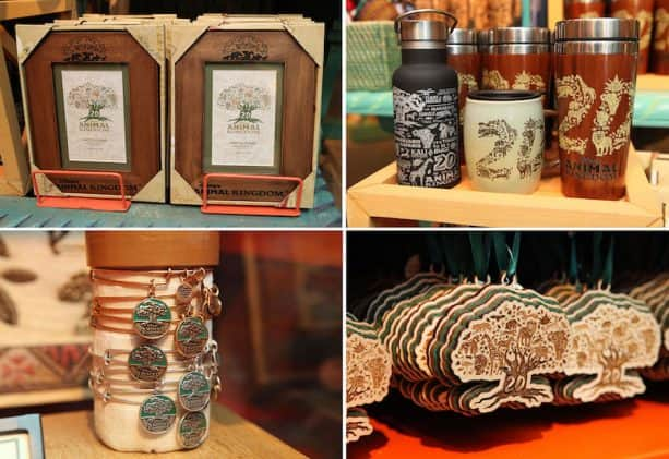 Disney's Animal Kingdom 20th Anniversary Products