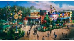 Woody's Lunch Box coming to Toy Story Land at Disney's Hollywood Studios