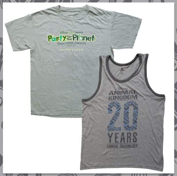 Annual Passholder 'I Was There' Merchandise for the 20th Anniversary of Disney's Animal Kingdom