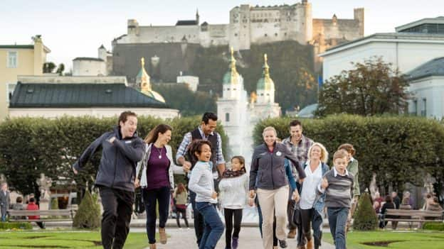 Adventures by Disney - Danube River Cruise