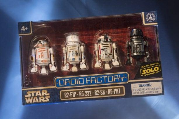 Exclusive Star Wars: Galactic Nights Merchandise