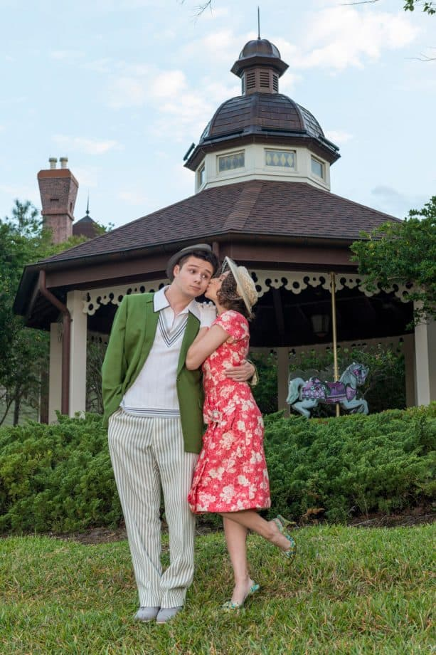 Dressing Up at Disney Vacation Club Resorts - Disney's Saratoga Springs Resort & Spa