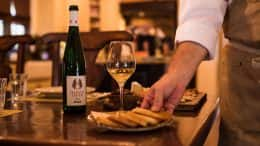 Selbach Oster Wine at Wine Bar George Menu Preview