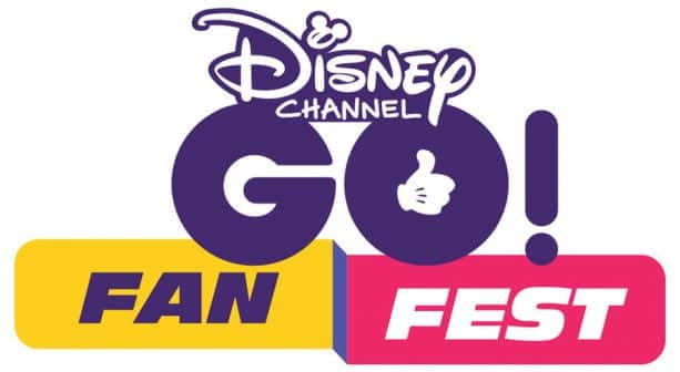 Disney Channel Go! Fan Fest Logo