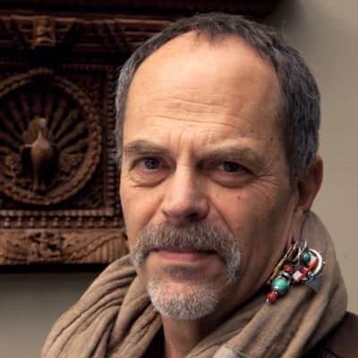 Joe Rohde, Portfolio Creative Executive for Walt Disney Imagineering