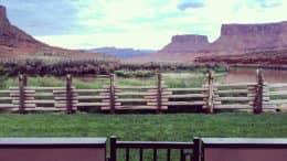 A View of the Majestic Red Rocks in Moab, Utah with Adventures by Disney