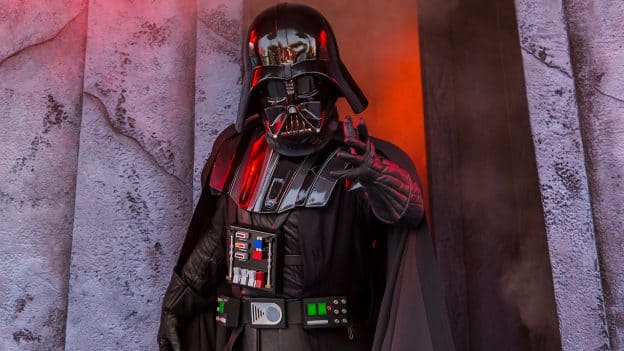Disneyland After Dark – Star Wars Nite event