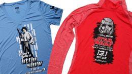 Star Wars Half-Marathon Merchandise