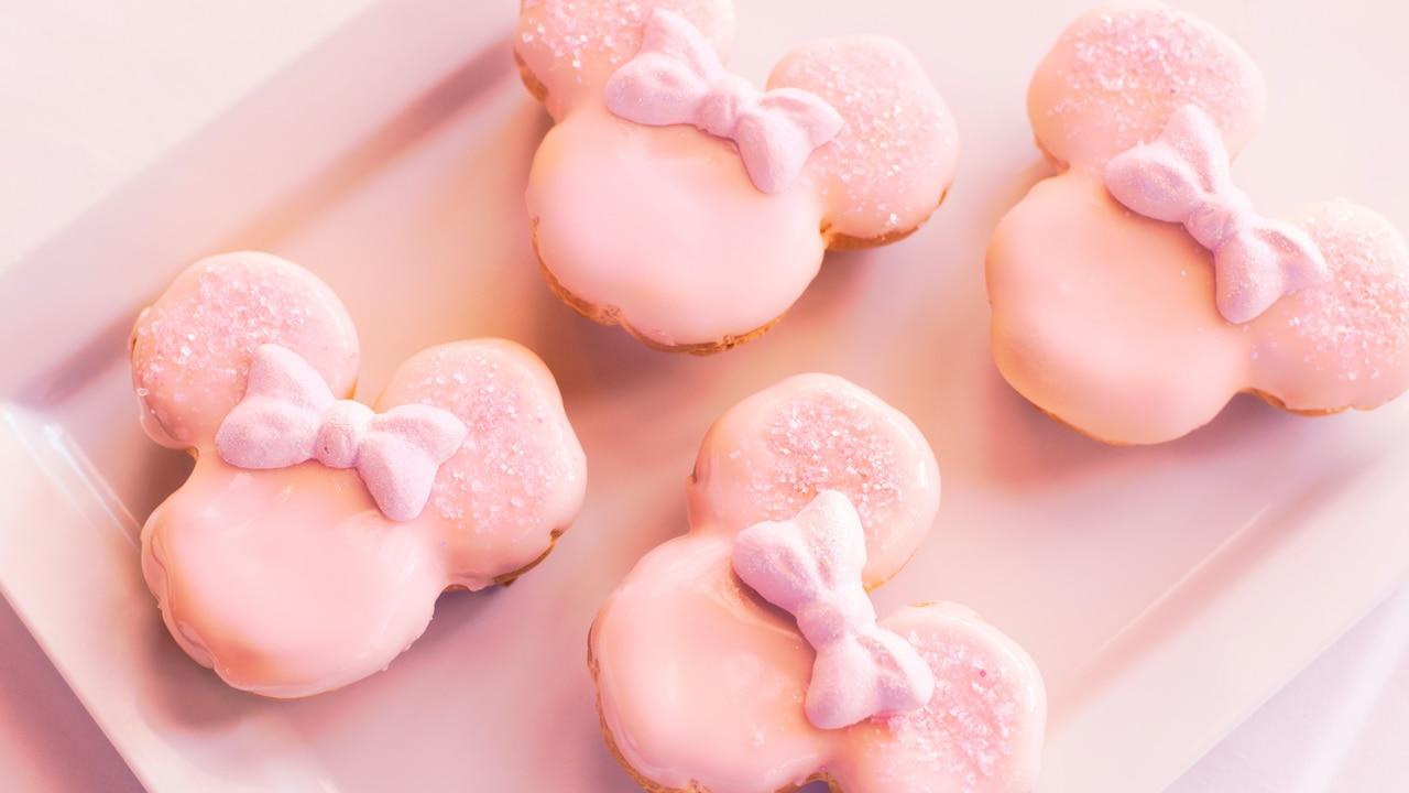 Think Pink! Millennial Pink Treats Have Arrived at Walt Disney World Resort