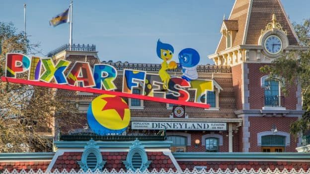 Pixar Fest Begins Today