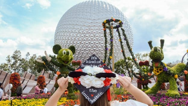 Graduation at Walt Disney World
