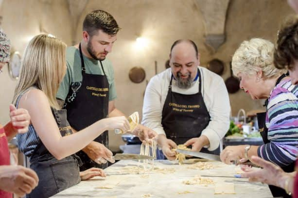 Cooking Lesson in Tuscany