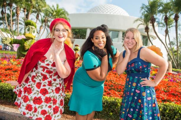 Photos Are in Style at Epcot on April 29 for Dapper Day | Disney