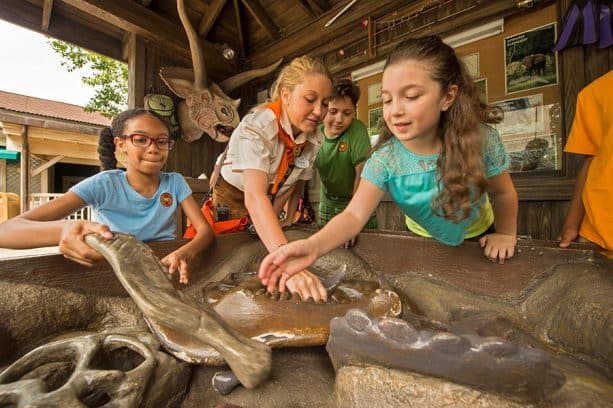 Wilderness Explorers program at Disney's Animal Kingdom