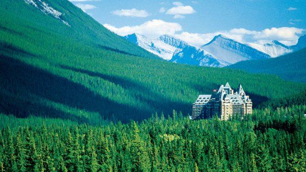 Adventures by Disney Canadian Rockies vacation