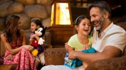 Disney Vacation Club Member Father's Day Lunch at Disney's Grand Californian Hotel & Spa