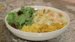 Recipe - Cooking in Disney Vacation Club Villas: Chicken & Avocado Salad