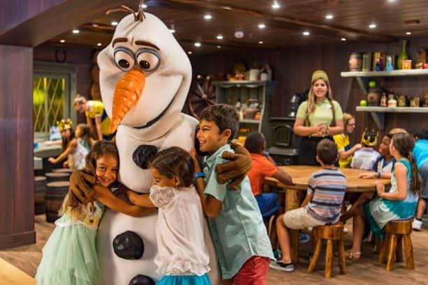 Hang Out with Olaf and His Friends with Disney Cruise Line in Alaska