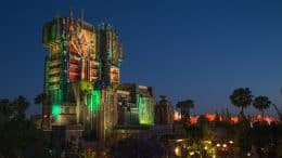 Guardians of the Galaxy – Mission: BREAKOUT! at Disney California Adventure park